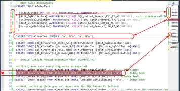 SSMS Tip #1: Annotations and Map Mode for Vertical Scroll